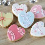 バレンタイン2018手作りクッキー!おしゃれで可愛い